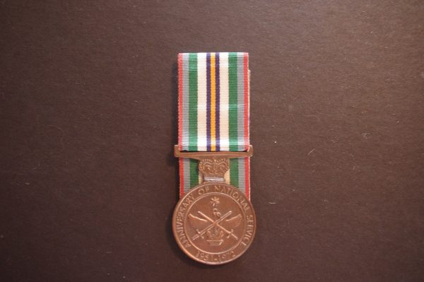 Anniversary of National Service 1951 to 1972