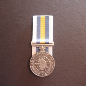 General Service Medal - Korea (Replica)