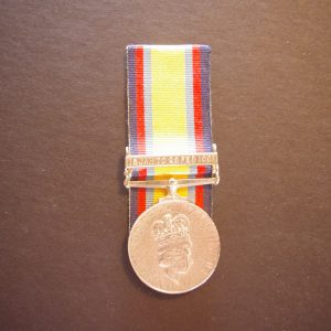 Gulf War Medal (Replica)