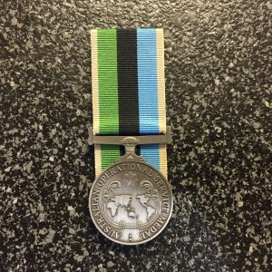 Australian Operation Service Medal - Greater Middle East Operation