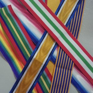 Lengths of Medal Ribbon