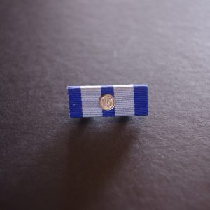 NSW Police Force Ribband with 15 Year Dot