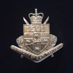 University of New South Wales Regiment Badge